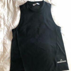 Adidas - Stella McCartney high neck tank
